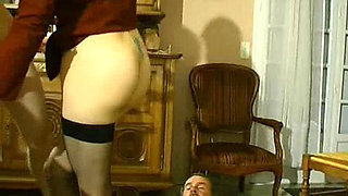 French MILF gets her Cunt & Ass ABUSED