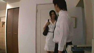Best Japanese girl Mio Kitagawa in Hottest Panties, Fingering JAV scene