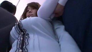 Best Japanese chick Momoka Nishina, Reia Miyasaki in Incredible Amateur, Big Tits JAV clip
