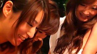 Amazing Japanese girl Kaede Fuyutsuki, Miyu Misaki, Karen Kisaragi in Exotic Small Tits, Hairy JAV movie