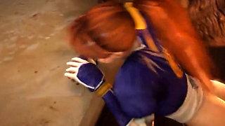 Kunoichi One Kasumi Broken Princess