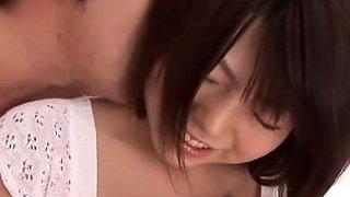 Exotic Japanese chick Kei Megumi in Horny Fingering, Striptease JAV movie