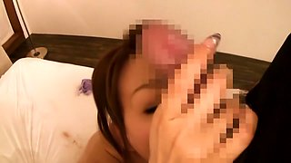 Hottest Japanese chick Erina in Amazing JAV censored POV, Big Tits scene