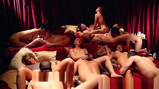 Top Shelf Wives And Girlfriend Get Fucked In Swinger Orgies