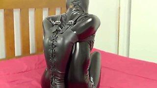 AsianSexPorno.Com - Japan girl latex bondage