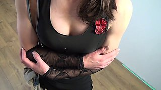 # 01-Crossdresser suck dildo oral cumplay-sissy cd tv cayenne