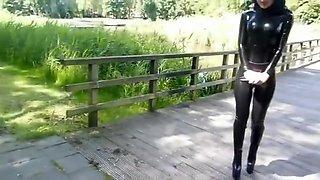Amazing homemade MILFs, Brunette sex clip