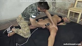 struggling babe daisy lee used and abused as a sex slave