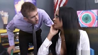 Schoolgirl Fantasizes About Her Teacher