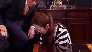 Hottest Japanese whore Asami Ogawa in Exotic Fetish, Office JAV video