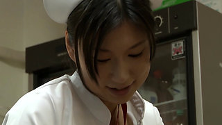 Japanese Nurse Sex Service 2