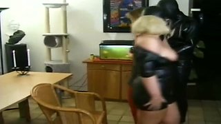 Group sex video with spandex girl fuck action and toys