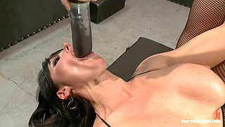 Best fisting, anal porn video with crazy pornstars Eva Karera, Dana Vespoli and Chanel Preston from Everythingbutt