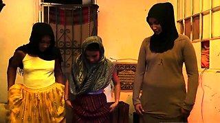Arab pee and sexy muslim Afgan whorehouses exist!