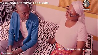 Sex Sterved Grandma Soweto Pounded Hardly By A Young Stallion After A Longtime 11 Min