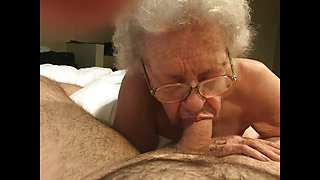 Granny bitch sherrie presents granny cum queens