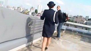 Crazy Japanese slut Kanna Kawamura in Incredible Swallow/Gokkun, Fetish JAV movie