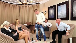 Bisex Whores Get Pounded