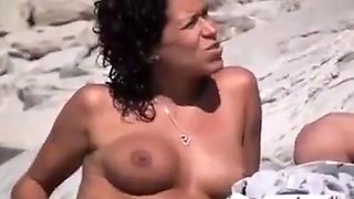 Nude Beach - Voyeur Hot Captures