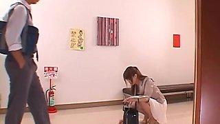 Akiho Yoshizawa in Beautiful Teacher Temptation