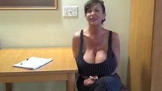 Casey James secretary  big boobs