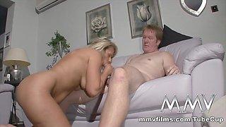Best pornstar in Amazing Hardcore, German xxx clip