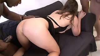 Best pornstar Mona Lee in crazy group sex, milf xxx clip