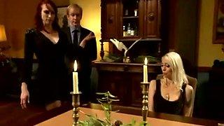 :- MY PLIANT SPOUSE -: femdom movie scene =ukmike clip=