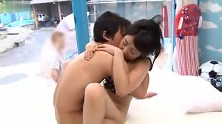 Massaging Shy Japanese Girlfriends - Part 1 of 6