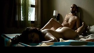 Mexican actress and dancer Adriana Paz nude scenes