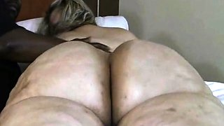 bbw amateur interracial sex