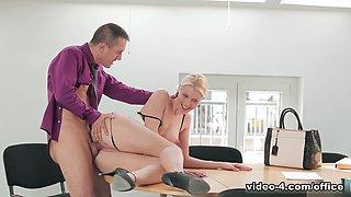 Incredible pornstar Lynna Nilsson in Best Big Ass, Natural Tits porn clip