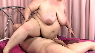 Picked up BBW sucks in 69 and then rides