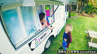 brazzers - brazzers exxtra -  when the food truck is a rocki