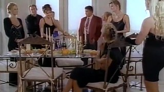 Shauna O-brien, Bridgette Monroe And Janine Lindemulder In Incredible Adult Movie Vintage Check Only For You
