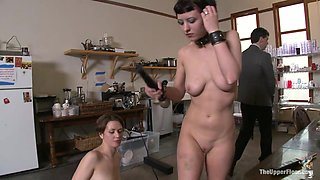 Cherry Torn & Sarah Shevon in Service Session: Shevon's Punishment - TheUpperFloor