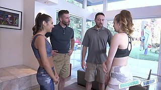 Pretty Lily Adams knows what a naughty guy wants from her