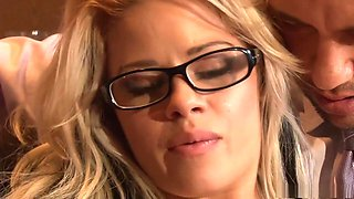 Fabulous pornstar Jessa Rhodes in exotic swallow, tattoos xxx scene