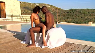 Kunjasa African Love On Display With A Big cock To arouse