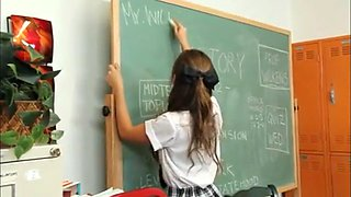 horny student fucked by her teacher film movie 1