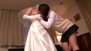 Asian Schoolgirl Marries Teacher