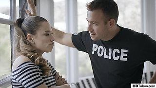My fiance's cop brother fucks me! - PURETABOO