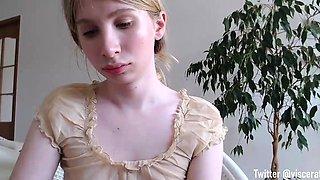Perfect Hairy T-Girl Visceratio on Webcam 3