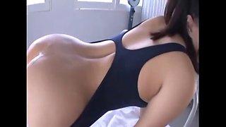Compilation of japanese assjob cumshots