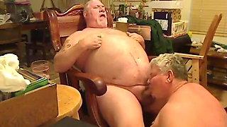 chubby sucking daddy