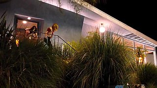 Natalie Portman,Abby Elliott,Vedette Lim,Lake Bell in No Strings Attached (2011)