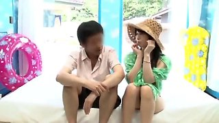 Japanese Girl Massage Fucked Creampie Bf Sees Glass Room