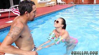 Mom and aunt seduce teen cronys daughter Swimming In Semen