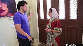 Nadia Ali naughty muslim girl