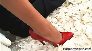 breanne benson is fucked silly while wearing high heels